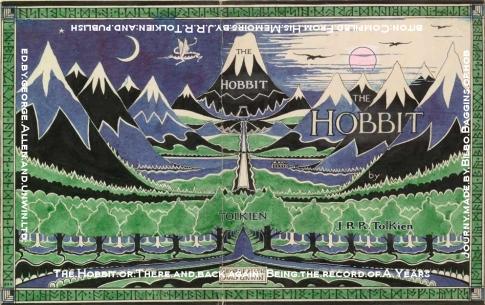 hobbit-dust-jacket-design-by-tolkienTranslation