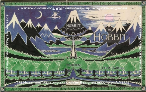 hobbit-dust-jacket-design-by-tolkienTranslation